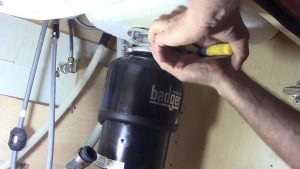 DIY Garbage Disposal Repair