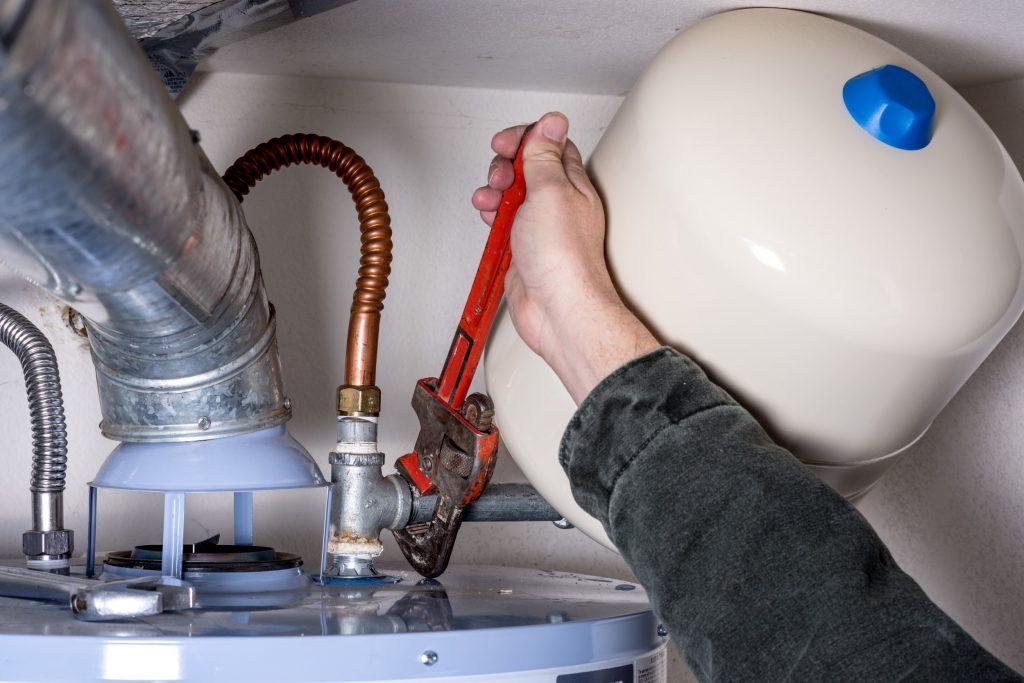 Reparación de calentador de agua de Salt Lake City