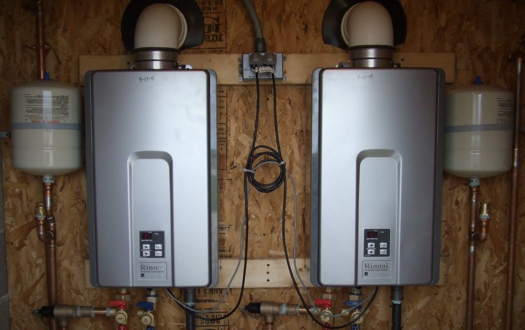 salt lake city tankless water heaters